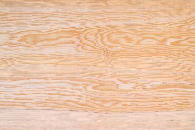 自然な縞模様の背景を持つ茶色木目テクスチャ