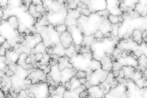 抽象的な白い大理石の縞模様の表面の背景テクスチャ
