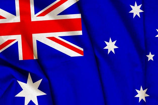 ビンテージオーストラリアの旗