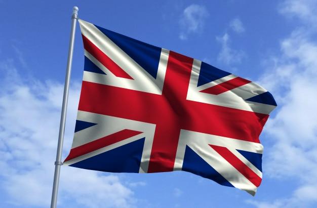 イギリスの旗