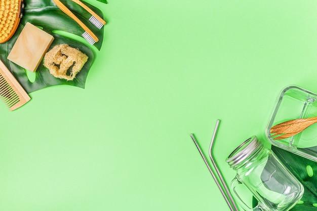 ガラス製品とパーソナルケア用品