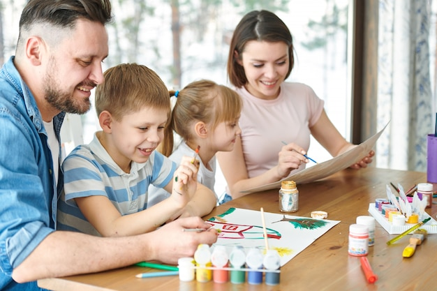 Семейное искусство