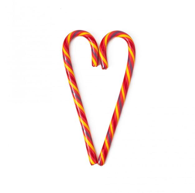 クリスマスキャンデー杖