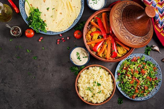 Марокканская еда