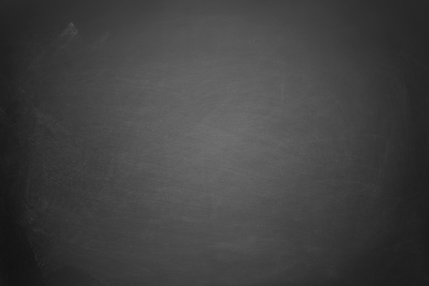 Темная текстура меловой доски и черная доска фон