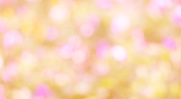 Абстрактный размытый золотой фон.