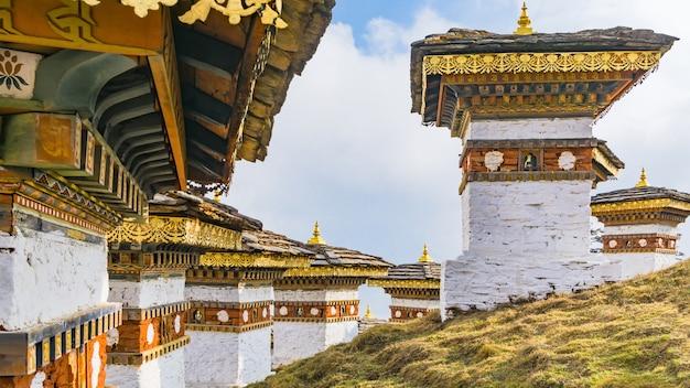 ブータン兵士を称える記念碑