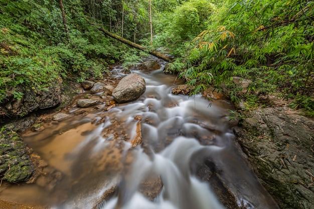 チェソン滝ランパン、タイ