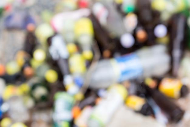 Размытие мусора