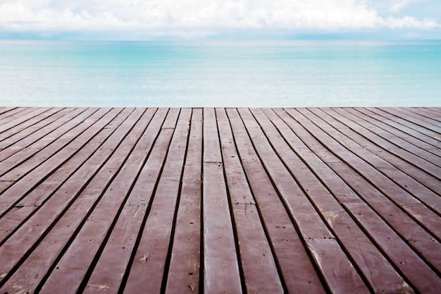 空と海で板します。