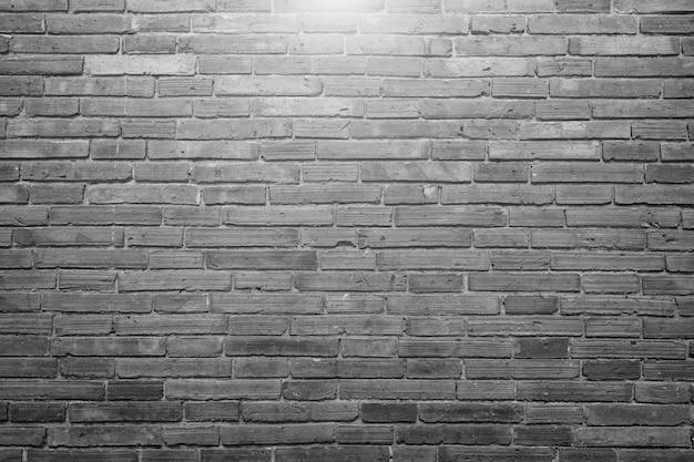背景の空の光レンガの壁のテクスチャ