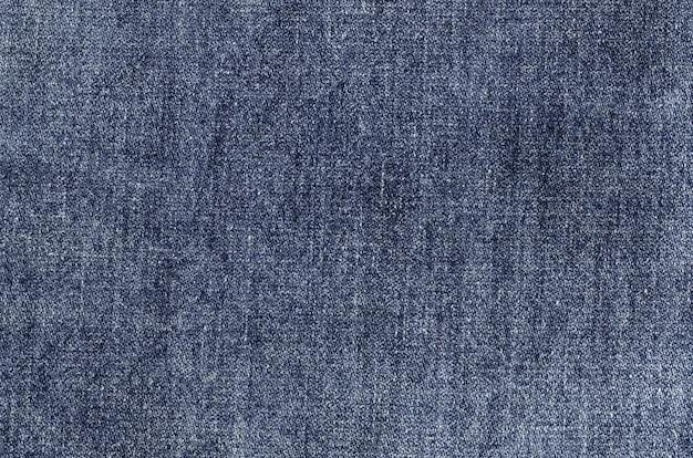 ブルージーンズテクスチャデニム背景パターン