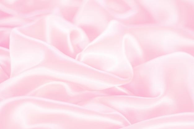 抽象的な背景のシルクのテクスチャ豪華なサテン