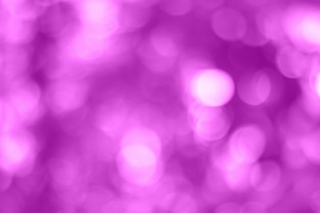 抽象的な背景のライトの美しくカラフルなボケ味。