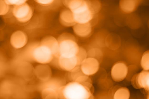 抽象的な背景のライトのカラフルなボケ味。