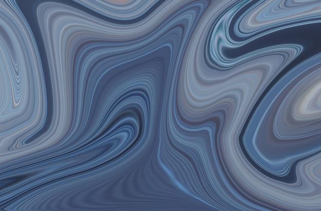 Абстрактное искусство красивой краской мрамора для текстуры фона