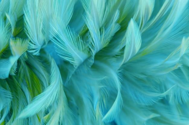 背景、ファンタジー、抽象的、柔らかい色のアートデザインの鳥鳥羽テクスチャをぼかし