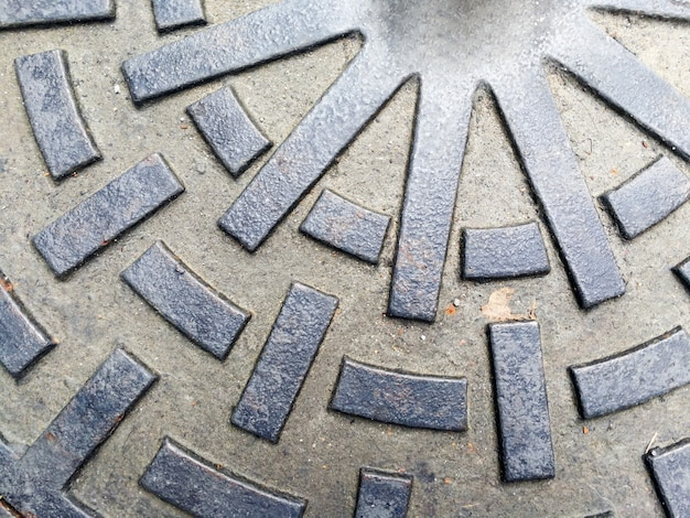Круглый дренажный шланг из стали