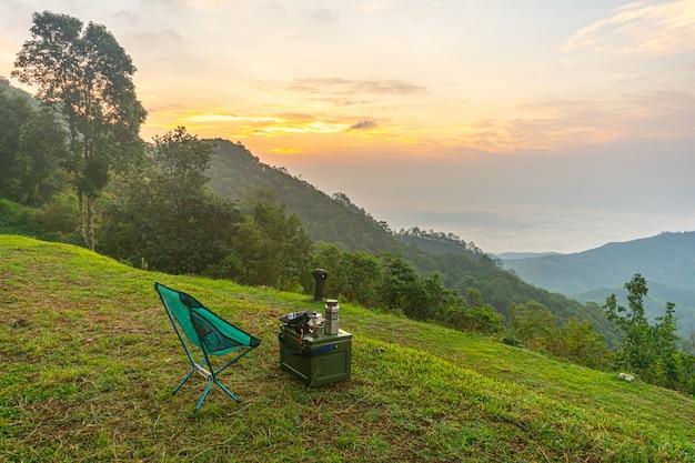 Национальный парк в северной части таиланда.