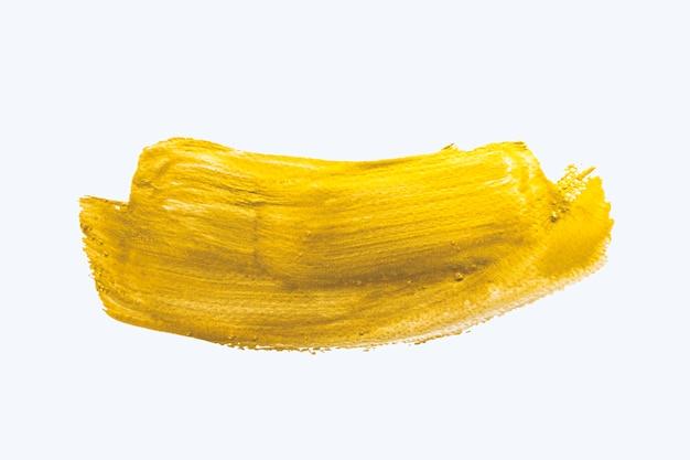 ゴールドの抽象的な水彩画の背景。