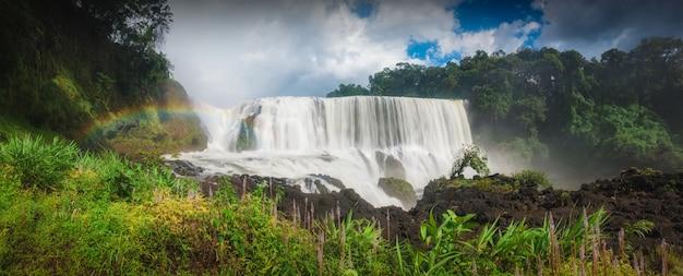 Водопад сае понг лай, невидимый водопад.
