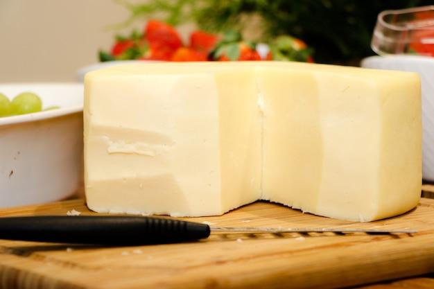 春のチーズ