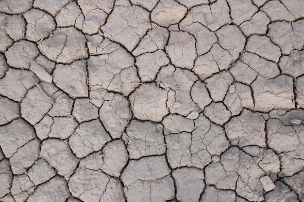 乾燥土壌の背景