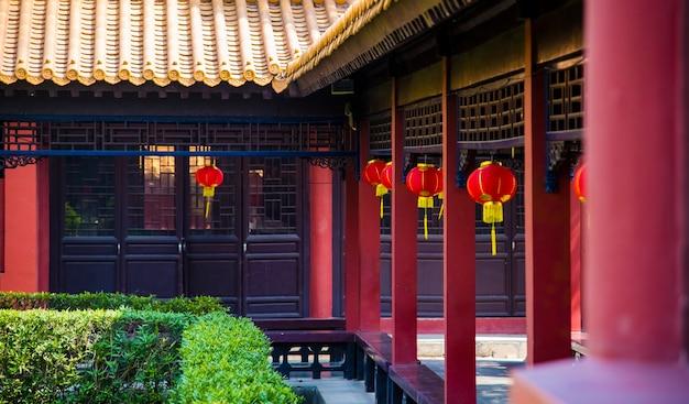 ルンビニネパール中国修道院の中国建築