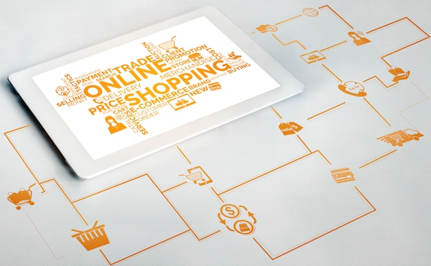 Покупки онлайн и интернет-деньги