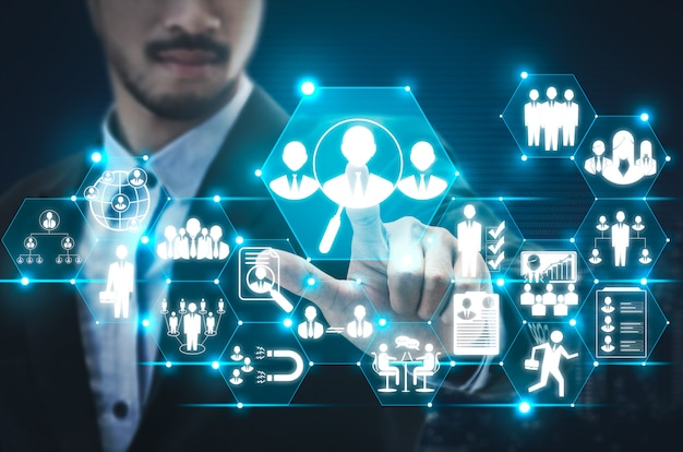Концепция работы с персоналом и людьми