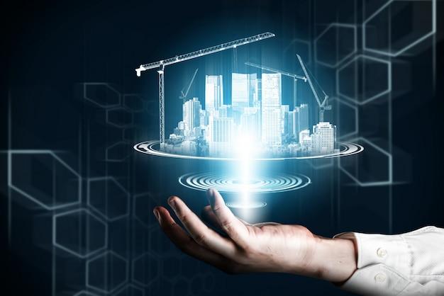 Инновационная строительная архитектура и инженерия.