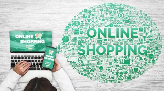 Покупки онлайн и интернет деньги