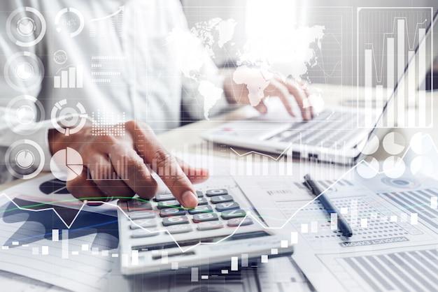 Анализ данных для бизнеса и финансовой концепции