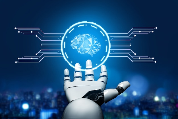 未来型ロボット人工知能