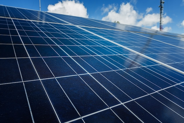 ソーラーパネル代替エネルギー