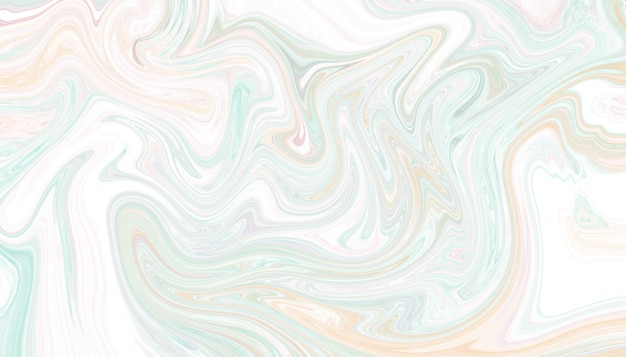 Жидкая мраморная текстура