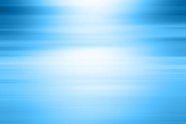 Движение на синем фоне, абстрактный фон.