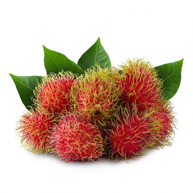 Сладкий фрукт рамбутан
