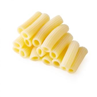 Традиционные итальянские макароны отварить до готовности на белом