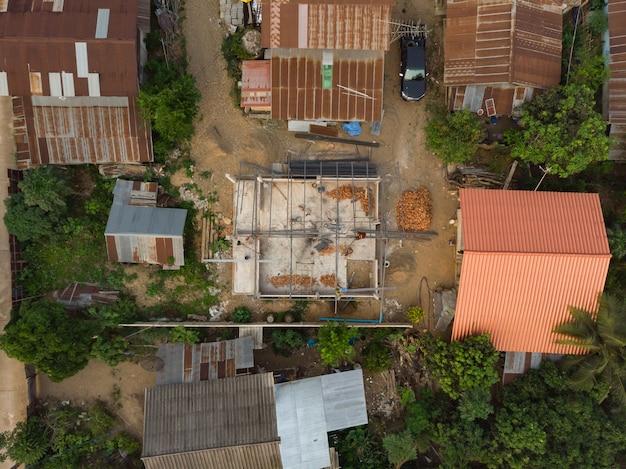 Новая строительная площадка