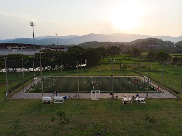 Открытый футзал, футбольный суд