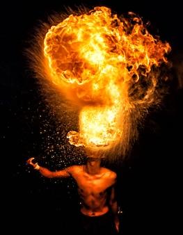 Человеческий огонь