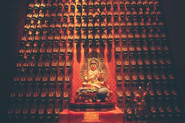 ヒンズー教の寺院の壁