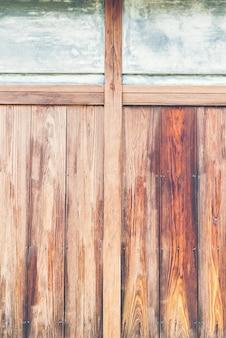 古い木目テクスチャ背景、ビンテージフィルター画像