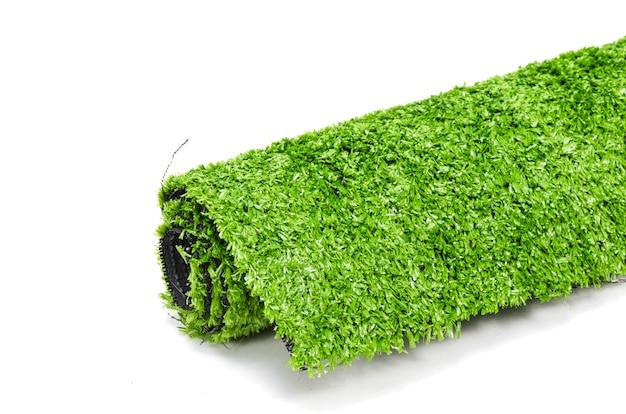 グリーン人工芝巻き