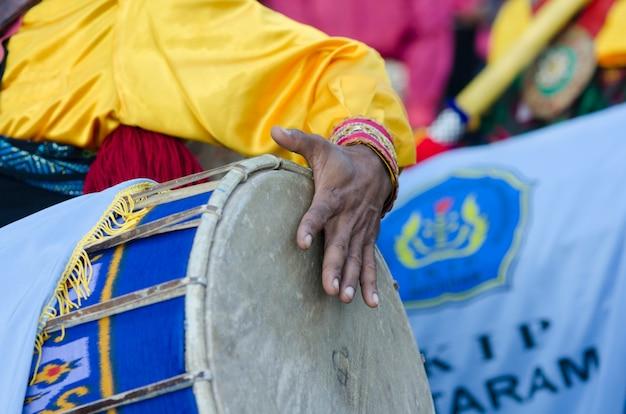 インドネシア舞踊のバリ祭り