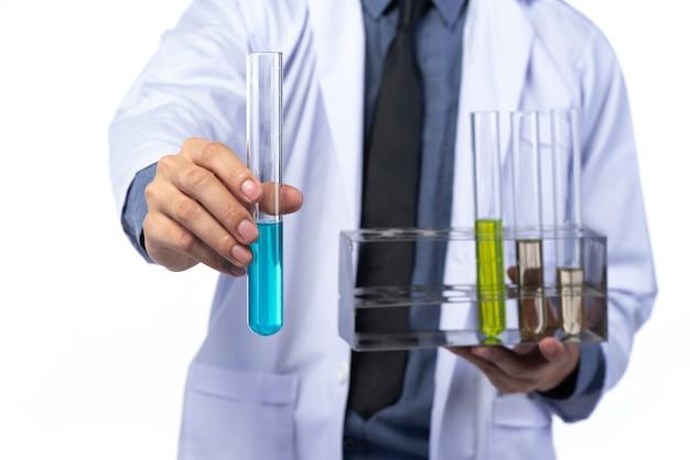 実験室でのバイオ燃料油の研究