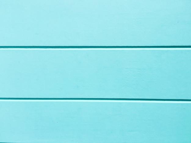 ミント色の木製の壁の背景のテクスチャ