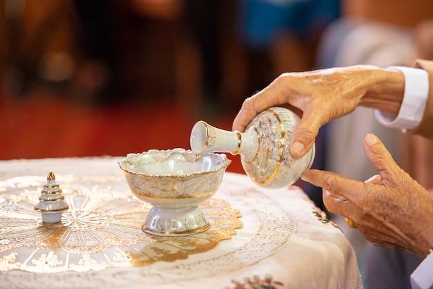 Тайские традиционные свадебные украшения