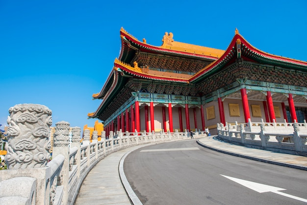 台湾台北の国立コンサートホール